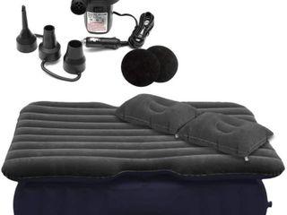 Zone Tech Car Inflatable Air Mattress Back Seat