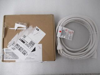 Basics Extension Cord   25 Foot  White