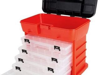 Stalwart 75 3182A 11  Rack System Tool Box with 4