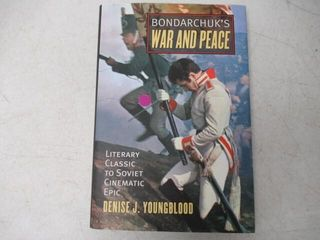 As Is  Bondarchuk s War and Peace  literary