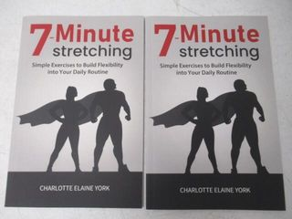 2  7 Minute Stretching Book   Simple Exercises to