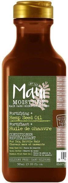 2  Maui Moisture Hemp Seed Oil Shampoo  385ml