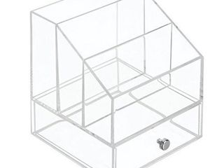 iDesign Clarity Cosmetic Palette Organizer with