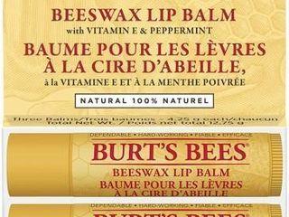 2  Burt s Bees 100  Natural Moisturizing lip