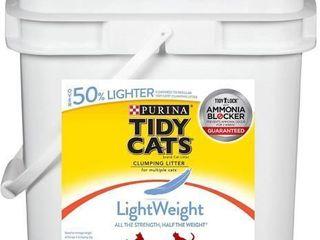 Tidy Cats 24 7 Performance lightweight Cat litter