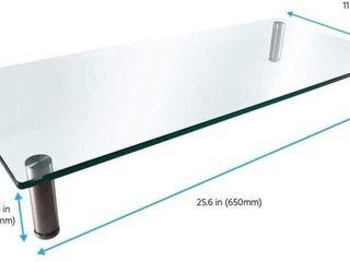 Monoprice Medium Multimedia Desktop Stand   25 6 x