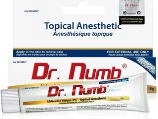 Dr  Numb 5  lidocaine Topical Anesthetic Numbing
