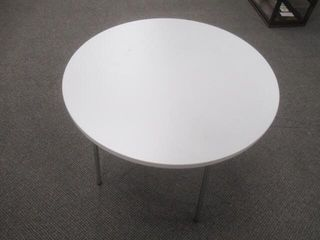As Is  Unbranded 24  White Table