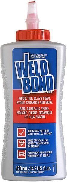 Weldbond 8 50420 Universal Adhesive  14 2 fl  oz