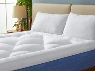 IMISSYOU Mattress Topper 3 Inch Thick Queen  Down
