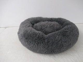 Cuddler Dog Bed Soft Faux Fur Surface Material