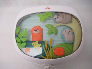 As Is  Fisher Price Settle   Sleep Projection