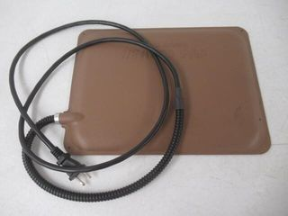 Used  K H Pet Products Thermo Peep Heated Pad Tan