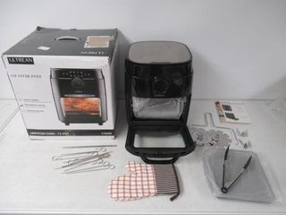 As Is  Ultrean 12 5 QT Air Fryer Oven Combo