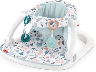 Fisher Price Sit Me Up Floor Seat  Pacific Pebble
