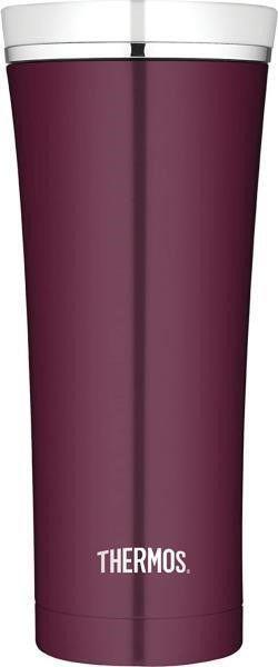 Thermos 16oz Travel Tumbler  Burgundy   Vacuum