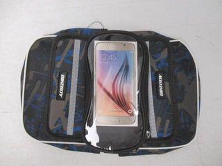 URBEST Bike Phone Mount Bag  Bicycle Waterproof