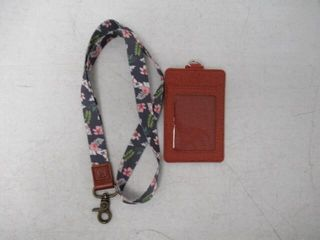 SENllY ID Badge Holder Gift with Detachable Neck