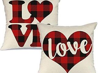 Factory Sealed  AENEY Valentines Day Pillow