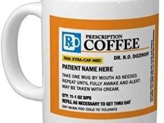 Personalized Prescription Coffee Mug