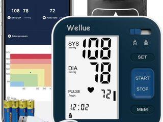 Wellue Bluetooth Blood Pressure Monitor   Digital