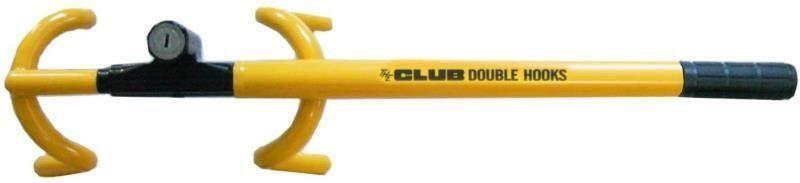 Winner The Club 3000 Twin Hooks Steering Wheel