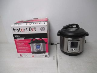 lightly Used  Instant Pot Duo Evo Plus 8Qt