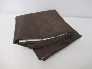 Water Repellent Quilted Recliner Chair Cover