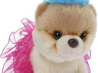 GUND Itty Bitty Boo  027 Birthday Tutu Dog Stuffed