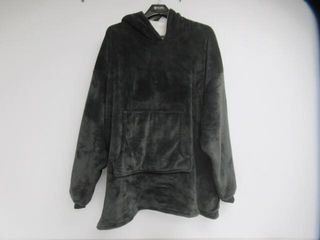 Ontel Huggle Hoodie One Size Fits All Hooded Robe