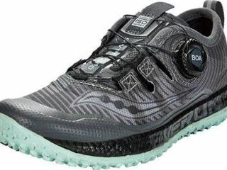 Saucony Women s 10 Switchback Iso Running Shoe