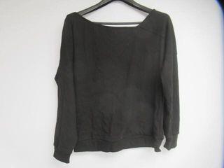 Used  Ranphee Women s MD Black Off One Shoulder