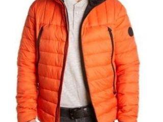 Perry Ellis Men s SP Packable Puffer Jacket