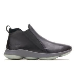 Hush Puppies Women s 8 Swerve in Black leather