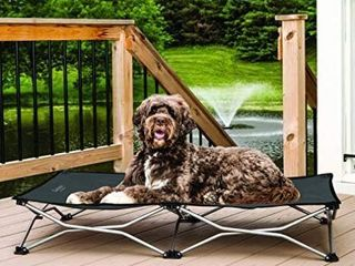 Carlson Pet Products 8025 Elevated Folding Pet Bed