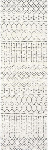 nulOOM Moroccan Blythe Runner Rug  2  8  x 8