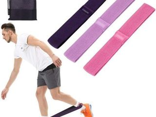 Upgraded Resistance Exercise Bands for legs and