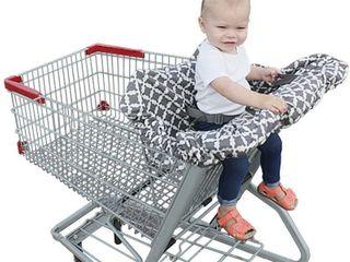 Jolly Jumper Deluxe Sani Shopper Shopping Cart