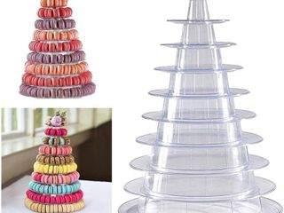 Plastic Decoration Stand