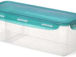 lock   lock 5l Bread Container with Divider