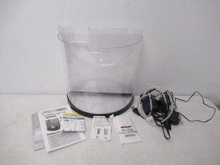 Used  Tetra Bubbling lED Aquarium Kit 3 Gallons