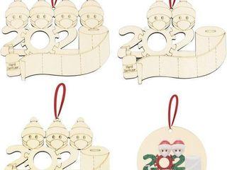 2  MengPa Christmas Ornament Kit with Mask  2020