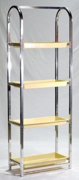 Sunlighter 4 Tray Shelf Sl44  Aluminum