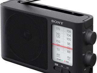 Sony ICF 506 Analog Tuning Portable FM AM Radio