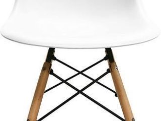 Nicer Furniture Eames Style Side Chair with