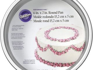 Wilton Round Cake Tin  Performance Pan  Aluminium