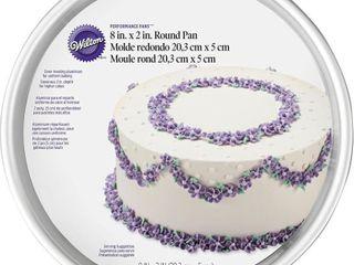 Wilton Performance Pans Aluminum Round Cake Pan