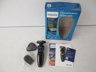 As Is  Philips Shaver Series 5000 with Precision
