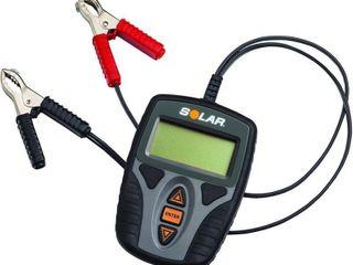 SOlAR Digital 12V Battery and System Tester