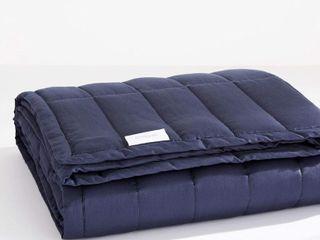 Casper Sleep Weighted Blanket  10lbs  Indigo